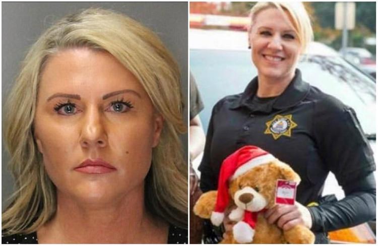"""Una bella policía tuvo """"relaciones sexuales de todo tipo"""" con un menor"""