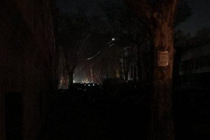 Casi 100.000 hogares siguen sin luz en Uruguay por el 'mega apagón' en Argentina