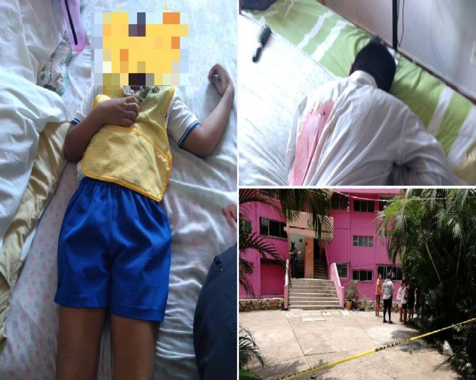 Sicarios masacran sin piedad a una familia entera: Una niña fue ejecutada en su cama