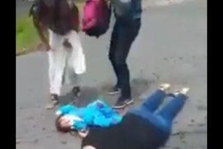 Vídeo: Sicarios ejecutan a una bebé de 8 meses en brazos de su madre