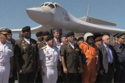 Rusia prepara la defensa militar de Venezuela ante EEUU: Buques y aviones de guerra en el Caribe