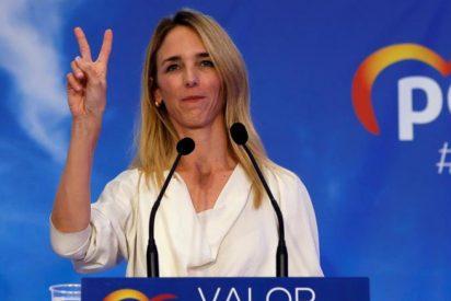 """Álvarez de Toledo deja temblando a ZP: """"Algún día sabremos por qué tuvo un papel de amparo y defensa de la dictadura venezolana"""""""
