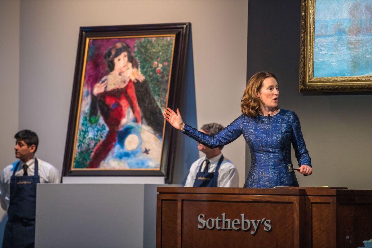 Un coleccionista compra la prestigiosa casa de subastas Sotheby's por 3.700 millones de dólares