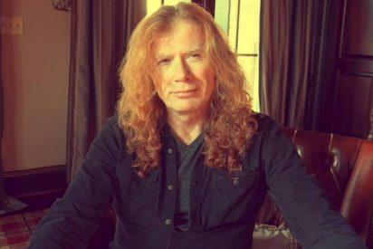Dave Mustaine, vocalista de Megadeth, diagnosticado con cáncer de garganta