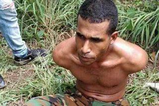 Los aliados del chavismo decapitan a un exparacaidista del Ejército Bolivariano