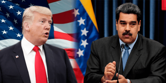 EEUU admite que un ataque militar en Venezuela supondría