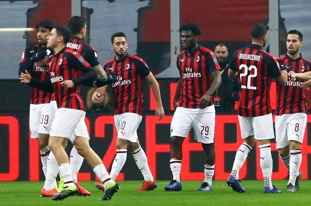 Batacazo del AC Milan: Oficial: Excluido de todas las competiciones europeas