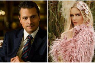 El drástico cambio de look de Tania Ruiz: la novia de Peña Nieto deja de ser rubia