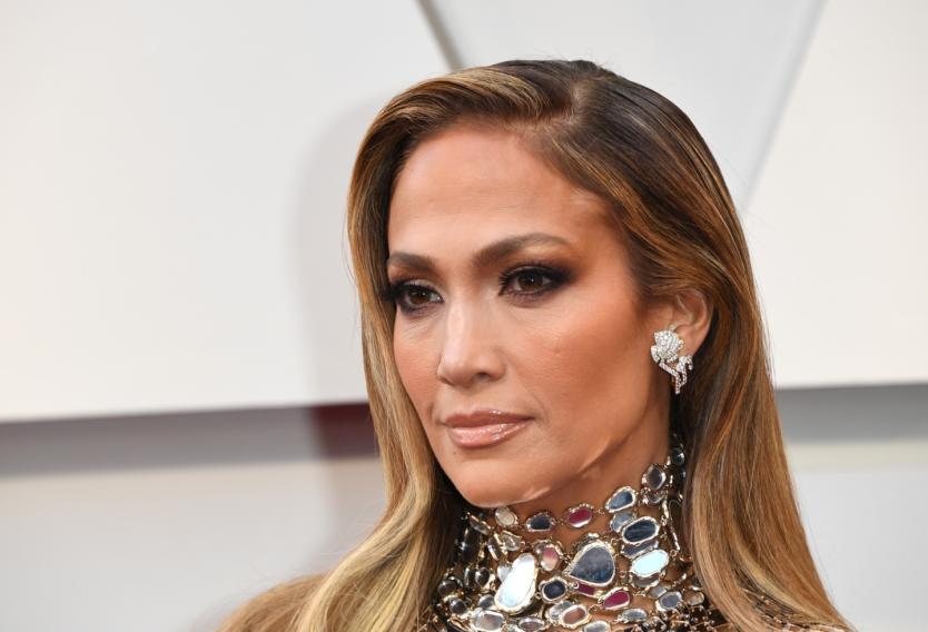 El inédito 'topless' de Jennifer López antes de saltar a la fama