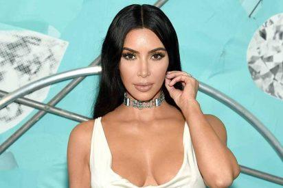 Kim Kardashian humilla con una sola foto a los sexys bikinis de sus hermanas