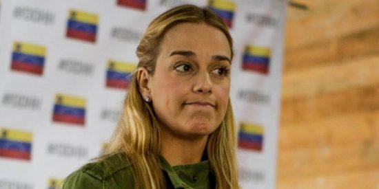 Exclusiva: Lilian Tintori está en EEUU y estudia residenciarse en España