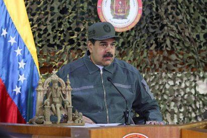 Fotos: Así son las salas de brujería que Maduro abrió en Miraflores para vencer a Guaidó y EEUU