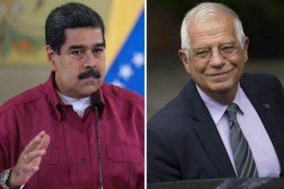 Borrell prevé salir del Gobierno el 28 de junio: Éstas son sus mejores 'caricias' al régimen de Maduro