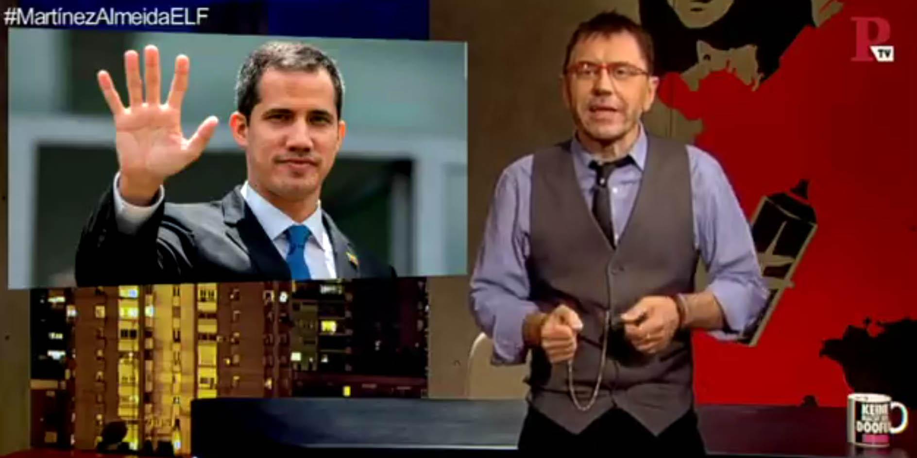 Monedero sigue lamiendo la mano que le dio de comer: Ataca a Guaidó para desviar la atención del oro robado por Maduro