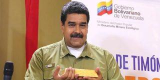 La operación 'top secret' de Maduro para saquear 7,4 toneladas de oro venezolano en África
