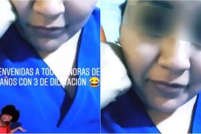 La 'Dra Bullying': Estudiante de Medicina se burla de una joven en parto y de una compañera que intentó suicidarse