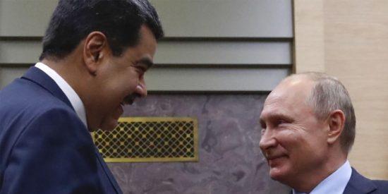 Rusia empieza a cobrar su apoyo a Maduro: Presiona para tener gas natural venezolano libre de impuestos