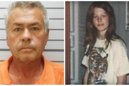 Secuestra a su hijastra, la viola durante 19 años y tuvo nueve hijos con ella