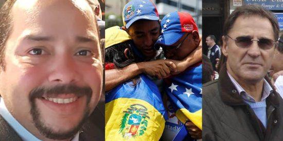 """Rifirrafe entre Salvador Pimentel y la Liga Española Pro DDHH por las asesorías legales a venezolanos """"bajo pago"""""""