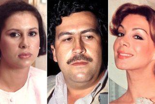 """La viuda de Pablo Escobar """"pone en su lugar"""" a Virginia Vallejo, la ex amante del capo narco"""