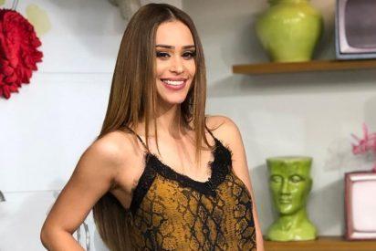 Yanet García se enfunda un diminuto tanguita para presumir de 'bum bum'