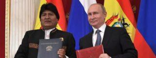 El ambicioso plan de Evo Morales y Vladimir Putin: Construir la central nuclear más alta del mundo en Bolivia