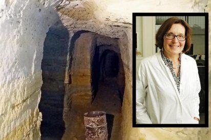 Así es la cueva nazi donde asesinaron salvajemente a una bióloga estadounidense