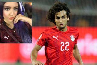 Denunció el acoso sexual de un futbolista egipcio y ahora su vida es una pesadilla