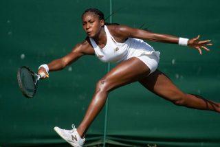 Cori Gauff, la tenista de 15 años que eliminó a Venus Williams de Wimbledon y marcó un hito