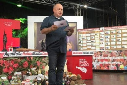 Periodista Digital pone de los nervios a la dictadura de Maduro: el chavista Diosdado Cabello nos mete en su lista negra de medios