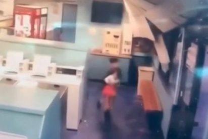 Vídeo: Un héroe de 7 años salva a su hermana de morir aplastada durante el terremoto de California