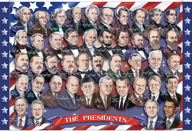 Éstos son los 3 presidentes más ricos en la historia de EEUU
