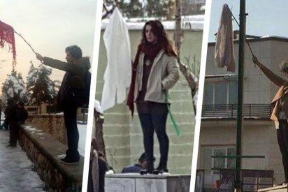 10 años de prisión: La condena para las mujeres que compartan fotos sin el velo islámico