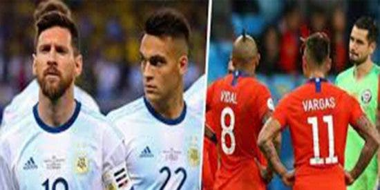 """Copa América: Argentina venció a Chile en un partido polémico y con denuncias por """"corrupción"""""""