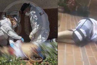 Imágenes sensibles: Con 15 balazos en frente a todos asesinan a un hombre en Colombia