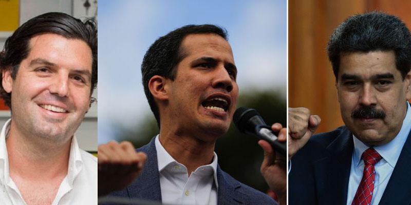 """Militar en el exilio acusa al empresario chavista de Hawkers de intentar """"controlar"""" la transición en Venezuela"""