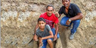 Un niño descubre un fósil de cocodrilo gigante prehistórico en la Amazonía brasileña