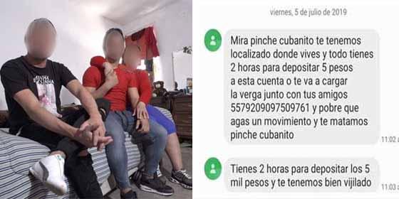Extorsiones y secuestros: La terrible realidad de los migrantes que huyen del régimen cubano en Ciudad Juárez