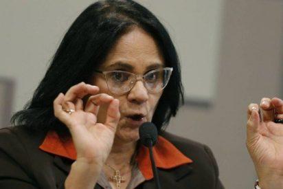 """Las niñas pobres """"son violadas por no llevar bragas"""": Las polémicas declaraciones de la ministra de Mujer de Brasil"""