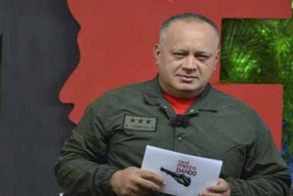 """Gobernador chavista reta al extremista Diosdado Cabello: """"Maduro es el único jefe"""""""