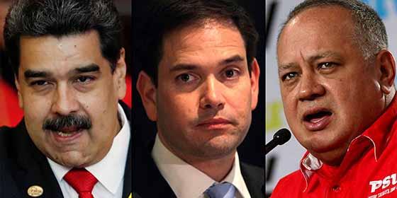 ¿El jefe es Diosdado?: Marco Rubio detalló todo el poder que ostenta el narco en la dictadura chavista