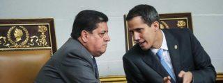 """Juan Guaidó alerta de que la vida de Édgar Zambrano """"corre peligro"""" en prisión"""