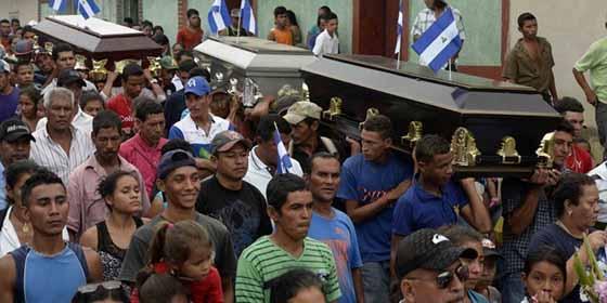 Ejecuciones selectivas: La nueva etapa de la represión criminal del régimen de Daniel Ortega