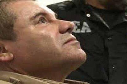 """Solo dos personas podrán visitar a Joaquín """"El Chapo"""" Guzmán"""