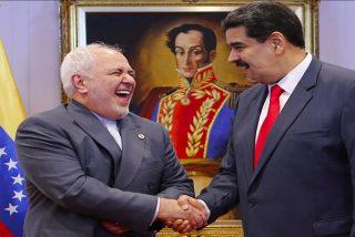 El régimen iraní 'abraza' a la dictadura de Nicolás Maduro, para atacar a EEUU