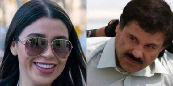 """Emma Coronel presumió de su dieta en Instagram mientras """"El Chapo"""" ni come"""