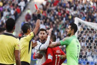 Messi pide disculpas a la Conmebol: Las denuncias de corrupción fueron producto del