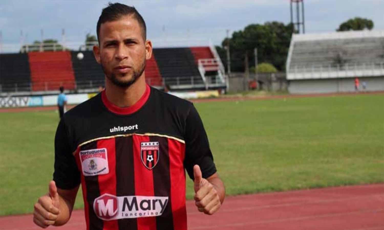 Horror en la Venezuela chavista: asesinan de un balazo en la cabeza al futbolista Gerardo Mendoza