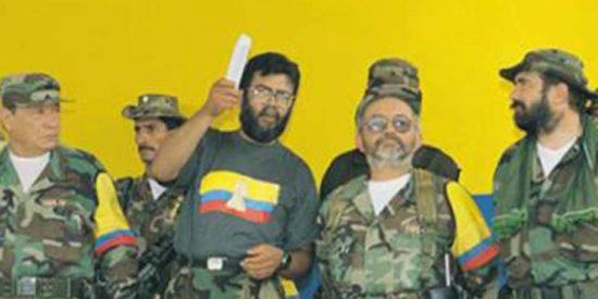 Quiénes son los cinco capos de las FARC que se fugaron y exponen la pantomima de la paz en Colombia