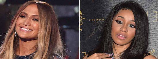 """Jennifer López y Cardi B en mallas para el primer trailer de """"Hustlers"""""""